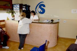 centro medico seseña recepcion